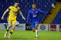 Alex Reid. Stockport County FC 0-2 Sutton United FC. Vanarama National League. Edgeley Park. 2.2.21