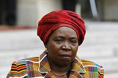 FILE: Nkosazaba Dlamini Zuma