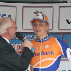 Olympia Tour 2007 <br />Coen Vermeltvoort in gesprek met Harrie Middeljans