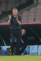 Myron Markevych Dnipro, <br /> Napoli 07-05-2015 Stadio San Paolo <br /> Football Calcio UEFA Europa League Semi-finals, First leg. Napoli - Dnipro.<br /> Foto Cesare Purini / Insidefoto