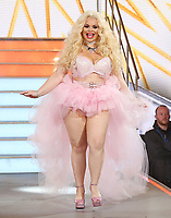 Trisha Paytas, Celebrity Big Brother: Summer 2017 - Live Launch Show, Elstree Studios, Elstree UK, 01 August 2017, Photo by Brett D. Cove