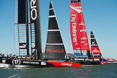 America's Cup 34, Day six