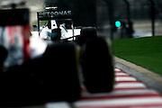 April 17, 2014 - Shanghai, China. UBS Chinese Formula One Grand Prix. Lewis Hamilton (GBR), Mercedes Petronas<br /> <br /> © Jamey Price / James Moy Photography