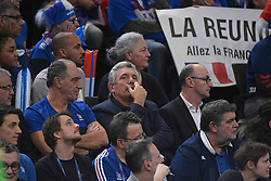 Claude Onesta (former french coach) during 25th IHF men's world championship 2017 match between France and Slovenia at Accord hotel Arena on january 26 2017 in Paris. France. PHOTO: CHRISTOPHE SAIDI / SIPA / Sportida