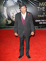 Tito Jackson Michael Jackson 'The Life of an Icon' World Premiere, Empire Cinema, Leicester Square, London, UK, 02 November 2011:  Contact: Rich@Piqtured.com +44(0)7941 079620 (Picture by Richard Goldschmidt)