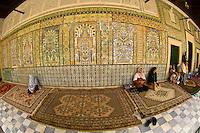 Zaouia of Sidi Saheb, Kairouan, Tunisia