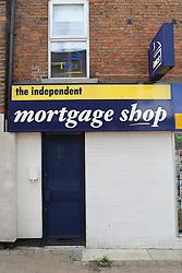Mortgage shop