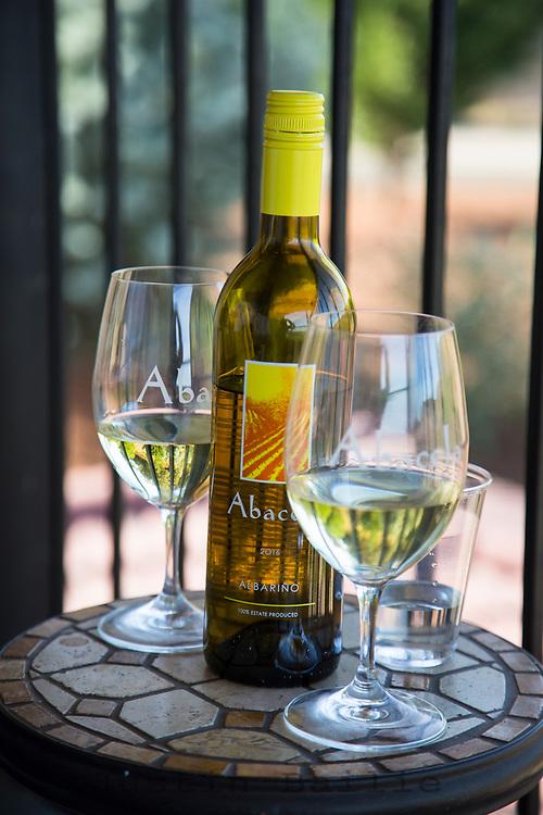 Abacela Winery near Roseburg, Oregon.