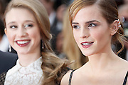 Emma Watson attend 'The Bling Ring' premiere during The 66th Annual Cannes Film Festival at the Palais des Festivals on May 16, 2013 in Cannes, France
