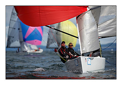 Brewin Dolphin Scottish Series 2010, Tarbert Loch Fyne - Yachting.Near Perfect conditions penultimate days racing...Shirley Robertson sailing ,Elixir ,Shaun MacLean ,Royal Forth YC.