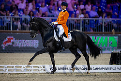 Minderhoud Hans Peter, NED, Glock's Dream Boy<br /> European Championship Dressage - Hagen 2021<br /> © Hippo Foto - Dirk Caremans<br /> 09/09/2021