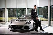 Phil Popham, Lotus Cars Phil Popham - Lotus cars