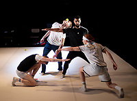 2FACED DANCE COMPANY celebrate their 20th anniversary with an exciting triple bill: 'EVERYTHING [but the girl]' World premiere, Patrick Studio, Birmingham, UK photo by Mark Anton Smith