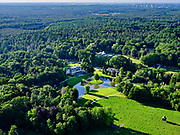 Nederland, Gelderland, Leusden, 14–05-2020; Familielandgoed Landgoed Den Treek-Henschoten.<br /> <br /> luchtfoto (toeslag op standaard tarieven);<br /> aerial photo (additional fee required)<br /> copyright © 2020 foto/photo Siebe Swart