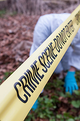 Forensic science students