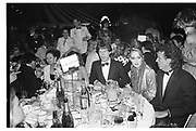 Jerry Hall and Mick Jagger. Berkeley Square Ball. 16 July 1984.  SUPPLIED FOR ONE-TIME USE ONLY> DO NOT ARCHIVE. © Copyright Photograph by Dafydd Jones 66 Stockwell Park Rd. London SW9 0DA Tel 020 7733 0108 www.dafjones.com