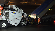 Lagan Breedon - Dublin Airport
