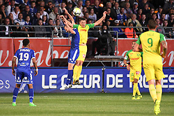 August 19, 2017 - Troyes, France - 08 STEPHANE DARBION (tro) - 20 Andrei GIROTTO  (Credit Image: © Panoramic via ZUMA Press)