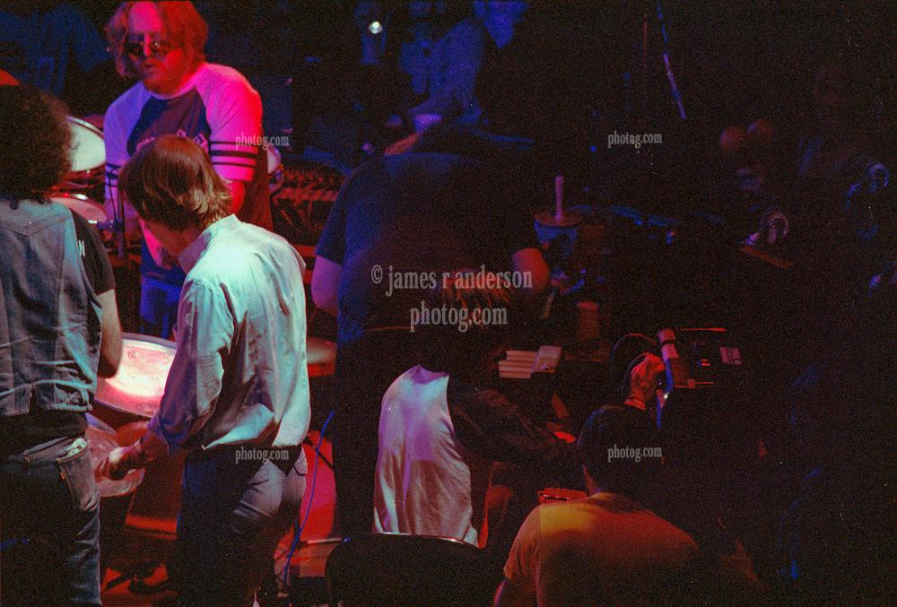 Grateful Dead at Virginia Polytechnic University, VPI, Virginia Tech, Cassell Coliseum. 4-14-78 - 1st Set. Roll Number 78C11-14