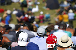 July 7, 2018 - Silverstone, Great Britain - Motorsports: FIA Formula One World Championship 2018, Grand Prix of Great Britain, .Fans  (Credit Image: © Hoch Zwei via ZUMA Wire)
