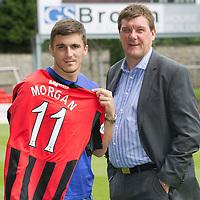 St Johnstone Sign Adam Morgan