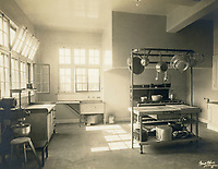 1926 NW corner of kitchen at the Hollywood Studio Club on Lodi Pl.
