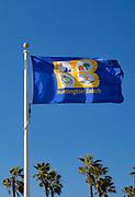 Huntington Beach City Flag