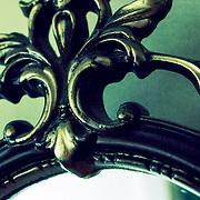 Mirror frame, Adelaide, Australia (February 2004)