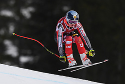 30.11.2017, Lake Louise, CAN, FIS Weltcup Ski Alpin, Lake Louise, Abfahrt, Damen, 3. Training, im Bild Valerie Grenier (CAN) // Valerie Grenier of Canada in action during the 3rd practice run of ladie's Downhill of FIS Ski Alpine World Cup at the Lake Louise, Canada on 2017/11/30. EXPA Pictures © 2017, PhotoCredit: EXPA/ SM<br /> <br /> *****ATTENTION - OUT of GER*****