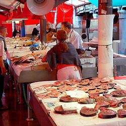 Fish Market - Chioggia - Venice Italy