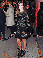 April Pearson, The Veuve Clicquot Widow Series - Launch Party, The College, London UK, 28 October 2015, Photo by Brett D. Cove