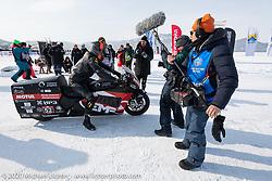 Baikal Mile Ice Speed Festival. Maksimiha, Siberia, Russia. Saturday, February 29, 2020. Photography ©2020 Michael Lichter.