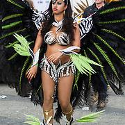 NLD/Breda/20140426 - Radio 538 Koningsdag, Braziliaans danseressen