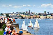 Stockholm town/ staden