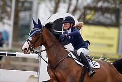 Housen Emilia, BEL, Flicka<br /> Grand Prix CSI -CH Azelhof - Lier 2017<br /> © Hippo Foto - Dirk Caremans<br /> 16/04/2017