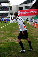 Fotball , 15. april 2012, Tippeligaen Eliteserien , Sogndal - Haugesund<br /> <br /> Foto: Christian Blom , Digitalsport Ørjan Hopen Sogndal