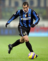 "Mariano Gonzalez (Inter) <br />Italian Cup 2006-2007<br />17 Jan 2007 <br />Inter-Empoli 2-0<br />""Giuseppe Meazza"" Stadium-Milano-Italy<br />Photographer:Jennifer Lorenzini INSIDE"