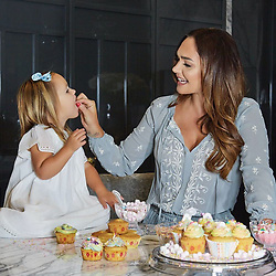 """Tamara Ecclestone releases a photo on Instagram with the following caption: """"A special bond like no other, mother \u0026 daughter. As much as I try to inspire my daughter, Fifi, she always inspires me too! My latest project, @fifiandfriendsofficial proves just how much! #FifiandFriends #MyFifi"""". Photo Credit: Instagram *** No USA Distribution *** For Editorial Use Only *** Not to be Published in Books or Photo Books ***  Please note: Fees charged by the agency are for the agency's services only, and do not, nor are they intended to, convey to the user any ownership of Copyright or License in the material. The agency does not claim any ownership including but not limited to Copyright or License in the attached material. By publishing this material you expressly agree to indemnify and to hold the agency and its directors, shareholders and employees harmless from any loss, claims, damages, demands, expenses (including legal fees), or any causes of action or allegation against the agency arising out of or connected in any way with publication of the material."""