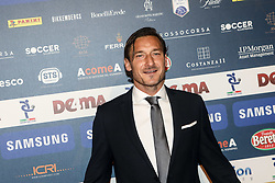 December 3, 2018 - Milan, Italy - Francesco Totti at 'Oscar Del Calcio AIC' Italian Football Awards photocall in Milano, Italy, on December 03 2018  (Credit Image: © Mairo Cinquetti/NurPhoto via ZUMA Press)