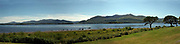 The panorama view looking South over Lough Leane from  Killarney Golf Club.<br /> Photo Don MacMonagle
