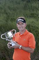 NOORDWIJK - winnaar Niels Kraaij. Stern Open (Nationaal Open) op de Noordwijkse GC . Foto Koen Suyk