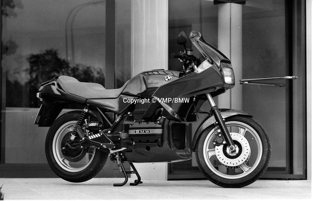 1993 BMW K75, BMW Press Office