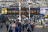 Edinburgh - Waverly Station