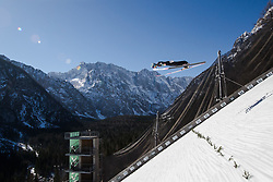 Killian Peier (SUI) during the Ski Flying Hill Team Competition at Day 3 of FIS Ski Jumping World Cup Final 2019, on March 23, 2019 in Planica, Slovenia. Photo by Peter Podobnik / Sportida