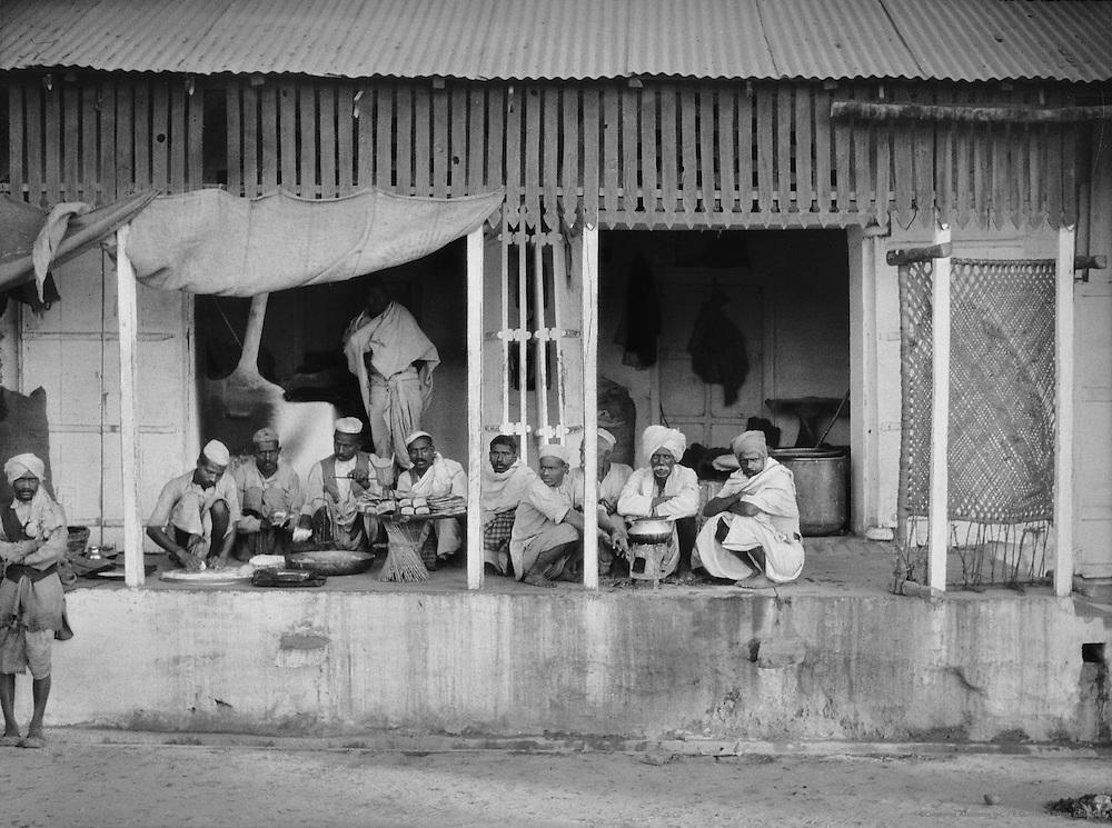 Confectioners, Delhi, India, 1929