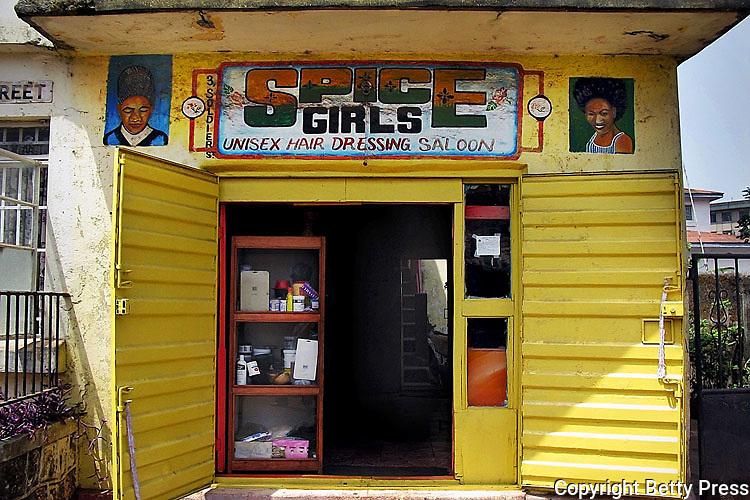 Spice Girls Unisex Hair Dressing Saloon