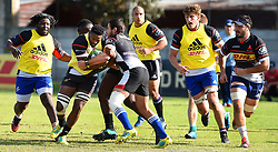 Cape Town-1800821-  WP players at training in Bellville, preparing for their Currie Cup game against Toyota Cheetas on saturday at Newlands .photographer:Phando Jikelo/African News Agency/ANA