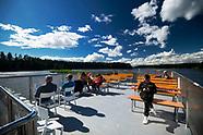 Augustów. Tłumy turystów odpoczywają nad wodą