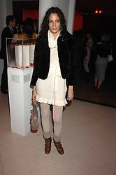 ASTRID MUNOZ at the Art Plus Drama party Held at the Whitechapel Art Gallery, London E1 on 8th March 2007. <br /><br />NON EXCLUSIVE - WORLD RIGHTS