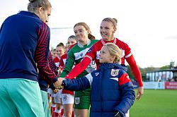 - Mandatory by-line: Paul Knight/JMP - 28/10/2018 - FOOTBALL - Stoke Gifford Stadium - Bristol, England - Bristol City Women v Arsenal Women - FA Women's Super League